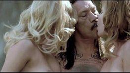 เจ้าพ่อหนังผมทอง18 แดนนี เทรโฮ [มาเชเต้] โครตระห่ำสายพันธ์เย็ด เด็ดสองแม่ลูกผมทองมาจูบปากพร้อมเย็ดกันในน้ำตก